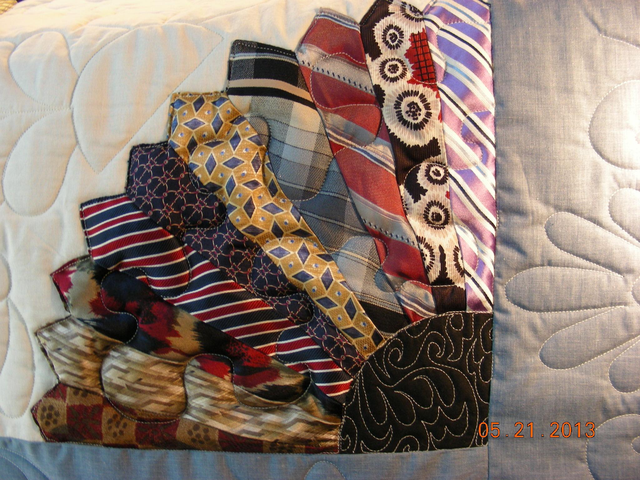 Necktie Debbees Quilting Concepts